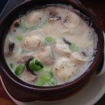 Seafood Coconut Soup
