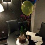Birthday cake - really niec