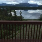 The Lakeview inn bed and breakfast was the highlight of our Dinali national forest visit. The vi
