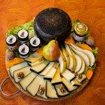 ristorante formaggi tipici