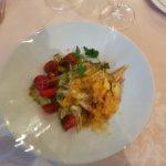 Salade d'artichaut