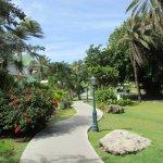 Beautifully kept grounds, plenty of walks