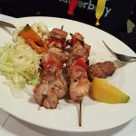 Great char grill souvlaki
