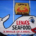 Foto van Lena's Seafood