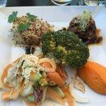 L'assiette végétarienne