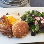 Le hamburger bistrot