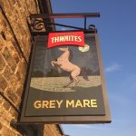 The grey mare belthorn