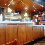 Inside The Coffee Bean and Tea Leaf: the counter