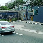"Radisson Blu Hotel on Victoria Island in Lagos from ""Lagos in Motion: Sights and Sounds of Afric"