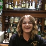 Lidia, bar staff, very friendly, breath of spring to a other wise solom bar.