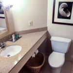 Clean, Functional Bathroom