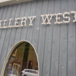 Name of gallery, beautiful items inside
