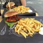 Fat boys 'burger&beer bar'