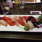 Foto de Umi Japanese Steakhouse Sushi & Bar