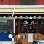 Entrada del restaurante ASTILLERO EUSKALDUNA