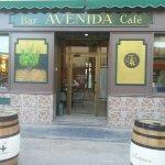 Avenida bar cafe