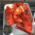 Foto de Footbridge Lobster