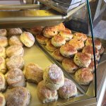 200 plus pastries and cakes available Daily from 10am yummy