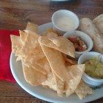 Burrito grande de machaca (carne seca)