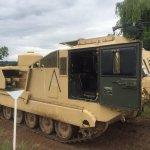 Rapier tank