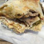 Try tip burrito