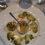 Atrticulatin of broccoli: nice idea, but not a sensational execution