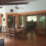 Wohn- und Essbereich Villa Kamar