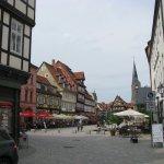 Altstadt Quedlinburg Foto