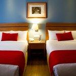 2 camas matrimoniales