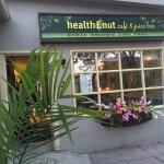 HealthEnut Cafe Milton