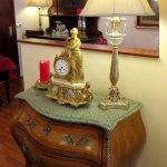 Elegant furnishings