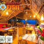 Foto de The Sunken Fish Tree Top Ocean View Bar & Restaurant