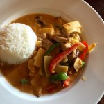 Red Curry Pork