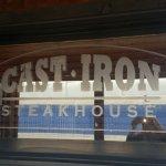 Foto de Cast Iron Steakhouse