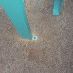 La moquette usée , puante et auréolée : partie numéro 2