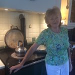 The fabulous Gertie ! Cook extraordinaire