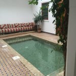 Lovely Riad, very happy we decided to stay here. Very friendly staff & lovely clean hotel. Locat