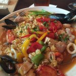 Awesome paella!