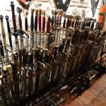 Tiendas de acero y mezquinado en Toledo
