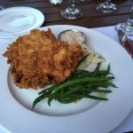 The Pork Chop is delicious! The Thursday Night Fried Chicken Special is excellent.   So crispy,