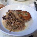 Pork Chop Dinner - A+