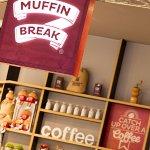 Muffin Break at Coastlands Mall