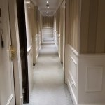 Hallway near the lift