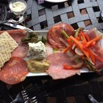 Filet, Lamb and Charcuterie Platter