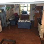 2nd level lobby