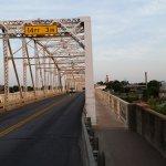 Bridge over Llano river