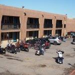 The noise of Harleys reverberated on Memorial Day weekend
