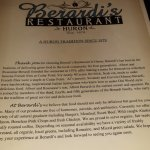 Photo of Berardi's Family Restaurant