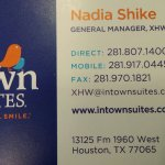 InTown Suites Houston Northwest / Cy-Fair XHW