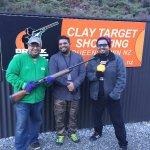 Photo de Break One Clay Target Shooting